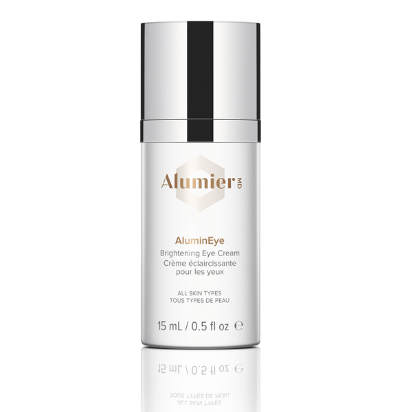 AlumierMD 15ml Bottle of AluminEye brightening eye cream