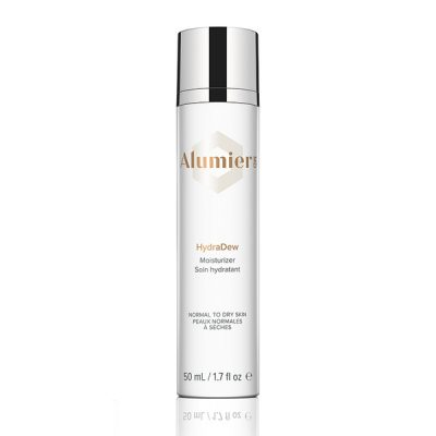 50ml Bottle of HydraDew Skin Moisturizer by AlumierMD