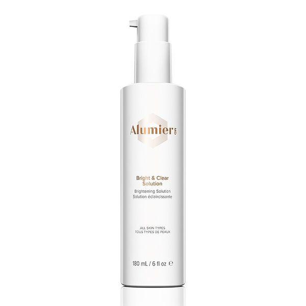 Alumier - Bright & Clear Solution 180 mL pump bottle