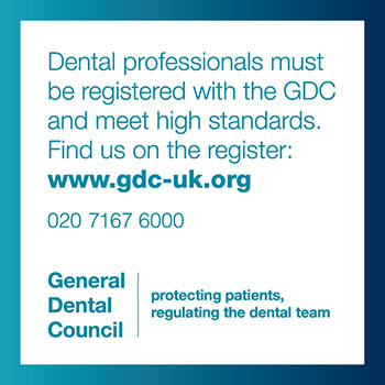 General Dental Council Logo - Briars Aesthetics Centre