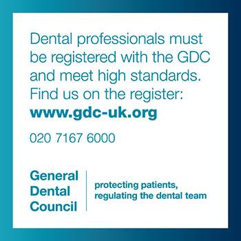 General Dental Council Logo - Briars Aesthetics Centre