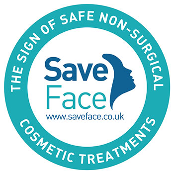 Save Face Logo - Briars Aesthetics Centre